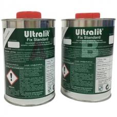 Полимерный материал для ремонта бетона ULTRALIT FIX STANDARD