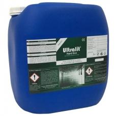 Пропитка для упрочнения бетонных полов ULTRALIT HARD ECO