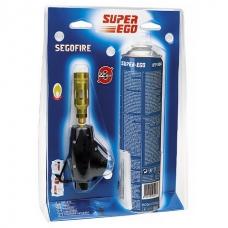 Газовая горелка Super-Ego SEGOFIRE с баллончиком