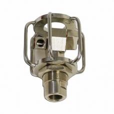 Насадка для чистки труб 250 бар ø 75 мм