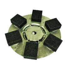 Монтажный диск с 6 корундовыми камнями