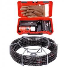 Набор спиралей и насадок для прочистки Standard 16 мм