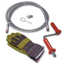 Ручное устройство для прочистки труб (трос) ROPOWER HANDY