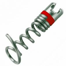 Крюкообразная прочистная насадка для спирали ø 16 мм