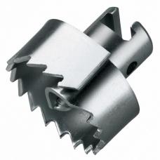 Зубчатая спиральная насадка ø 32 x 65 мм