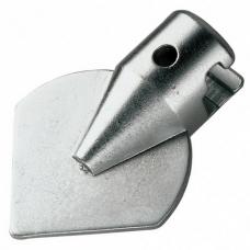 Пикообразный скребок для спирали ø 16 мм, ø насадки 25 мм