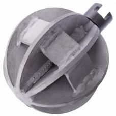Шарообразная восьмигранная фреза ø 22 x 115 мм