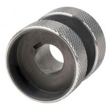 Приводные ролики D 50 мм х 50 мм, профилированные, с тупыми зубцами, с проверочным каналом GEOSTAR G5/G7