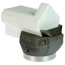 Угловой шов 25 мм, а = 17,5 мм