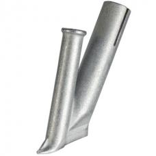 Насадка быстрой сварки для профильного прутка Ø 4 мм, с зауженным выходом