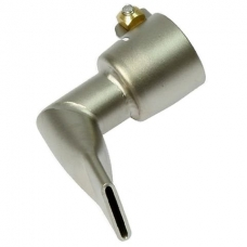 Угловой адаптер 20 мм, угол изгиба 90°, насаживаемый LEISTER