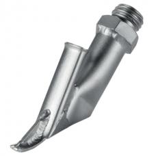Насадка для сварки, треугольная, без прихваточного клина, навинчиваемая, 7 х 5,5 мм
