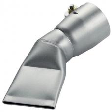 Щелевая насадка 40 мм, 60° изогнутая
