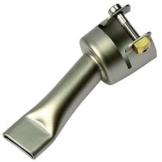 Щелевая насадка для термофена 15 мм насаживаемая, Hot Jet S