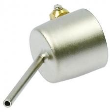 Насадка для пайки Ø 2 мм, для пайки высоконаправленным потоком воздуха