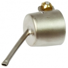 Насадка для пайки Ø 3 х 1,5 мм овальная, для пайки высоконаправленным потоком воздуха