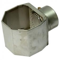 Насадка на термофен для усадки створчатая 60 х 75 мм, Electron