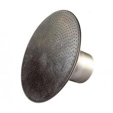 Решетчатая насадка-душ, насаживается, Ø 260 мм, Leister