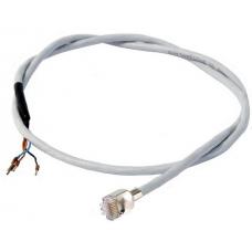 Контрольный кабель 1 м, на одном конце RJ45, другой конец неразделаный
