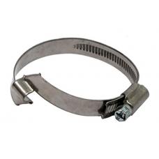 Хомут для высокотемпературного шланга, внутренний, 55 - 75 мм