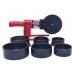Паяльник для пластиковых труб ø 75-110 мм Voll -Weld R110