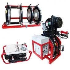 Сварочная машина с гидравлическим приводом для сварки пластиковых труб SHD630