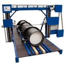 Ленточная пила для пластиковых труб Riexinger BSM 1200-S