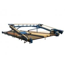 Ленточные пилы для пластиковых труб ø до 4500 мм Riexinger GR-BSM